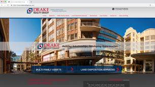 Drake Realty Group Website