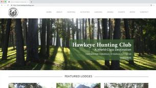 Hawkeye Hunting Club Website