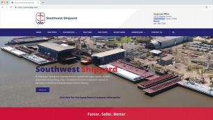 Southwest Shipyard Website