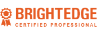 Brightedge Certified Professional