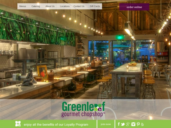Greenleaf Chop Shop