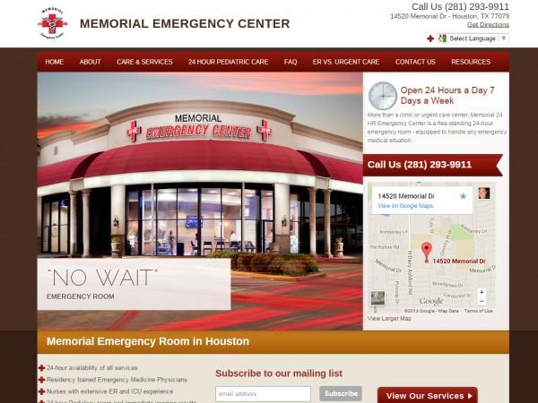 Memorial ER